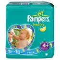 800 Couches Pampers Baby Dry taille 4+