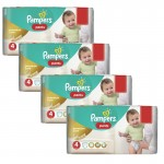 330 Couches Pampers Premium Care Pants taille 4
