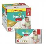 396 Couches de Pampers Premium Care Pants sur auchan