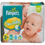 Pampers -  Maxi giga pack 160 Couches New Baby taille 2
