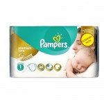 22 Couches Pampers New Baby Premium Care taille 1
