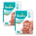 252 Couches Pampers ProCare Premium protection taille 2