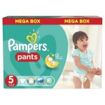 320 Couches Pampers Baby Dry Pants taille 5