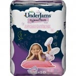 Pack 10 Sous-vêtements jetables Pampers Underjams sur layota