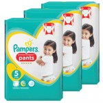 160 Couches Pampers Premium Protection Pants taille 5