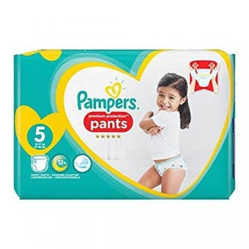 40 Couches Pampers Premium Protection Pants taille 5