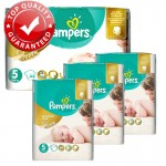 180 Couches Pampers Premium Care taille 5