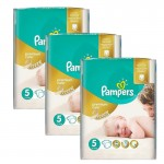 320 Couches Pampers Premium Care taille 5