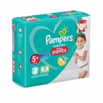 48 Couches Pampers Baby Dry Pants taille 5+