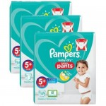 288 Couches Pampers Baby Dry Pants taille 5+