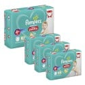 280 Couches Pampers Baby Dry Pants taille 4+