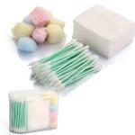 Pack des Cotons de Choupinet Soin Visage sur couches poupon