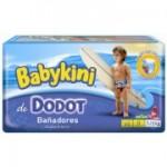 Pack de 12 Couches de bains Dodot Maillot de bain sur layota