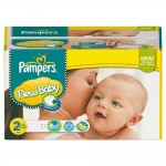 Pack 80 Couches Pampers de New Baby sur layota