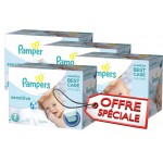Giga Pack de 540 Couches de Pampers New Baby Sensitive sur priceminister - rakuten