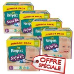 736 Couches Pampers Active Fit sur layota