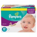 66 Couches Pampers Active Fit taille 4+