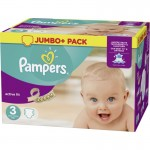 Maxi Pack de 120 Couches Pampers Active Fit sur layota