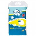 56 Couches Wilogi New Baby Dry taille 3