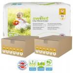 Giga pack 336 Couches bio écologiques de Swilet sur auchan