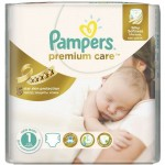 Pquet 41 Couches de Pampers Premium Care sur auchan