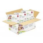 Giga pack de 600 Couches bio écologiques Swilet sur auchan