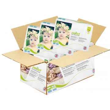 88 Couches Pampers New Baby Premium Care taille 2