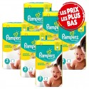 348 Couches Pampers New Baby Premium Protection taille 3