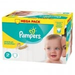 240 Couches Pampers New Baby - Premium Protection taille 2