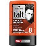 Taft Gel 300 ml Maxx Power N°8