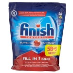 Finish Tabs 63 Powerball Super Charged Special Graisses All in 1 Max (1027 gr)