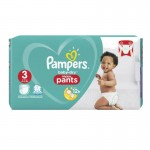 Pack 80 Couches Pampers Baby Dry Pants sur auchan