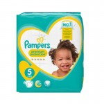 Pack 60 Couches Pampers New Baby Premium Protection sur auchan