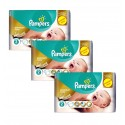 190 Couches Pampers New Baby - Premium Care taille 2