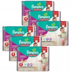 Maxi Giga Pack 224 couches Pampers Active Fit Pants