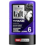 Taft Gel 300 ml Titane N°6 Tube