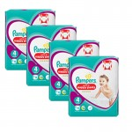 Maxi Giga Pack 480 Couches de Pampers Active Fit sur auchan