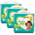 Giga Pack 210 couches Pampers New Baby Premium Protection
