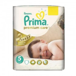 42 Couches Pampers Premium Care - Prima taille 5