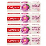 Lot 4 Dentifrices Colgate Natural Extracts Soin Gencives sur auchan