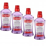 Lot de 4 Dentifrices de Colgate Complete Care sur auchan
