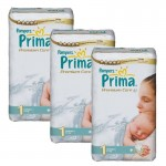 Pack 66 Couches Pampers Premium Care Prima