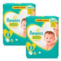 136 Couches Pampers new baby - premium protection