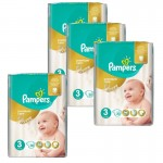 100 Couches Pampers Premium Care - Prima taille 3