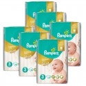 480 Couches Pampers Premium Care - Prima taille 3
