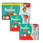 Mega Pack de 188 Couches Pampers de Baby Dry Pants sur auchan