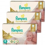 Mega Pack de 420 Couches Pampers Premium Care sur auchan