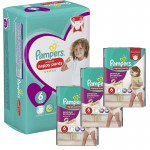 Maxi Giga Pack 140 Couches Pampers Active Fit Pants