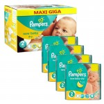 301 Couches Pampers New Baby Dry