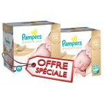 704 Couches Pampers Premium Care taille 1